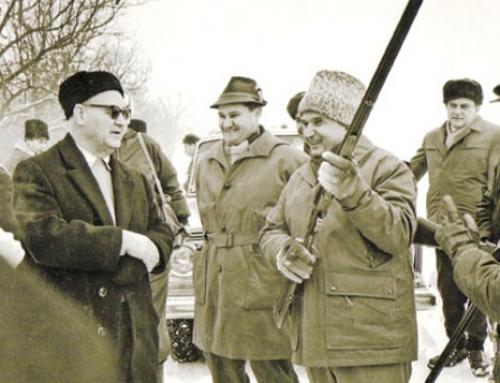 Am fost la vinatoare cu Nicolae Ceausescu